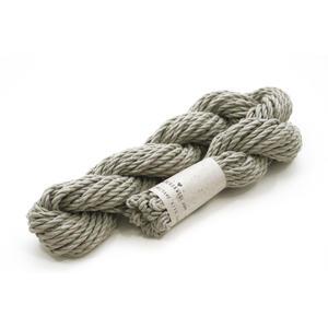 Makramee Garn 3.0 mm - Farbe Hellgrau - 100% Premium Baumwolle
