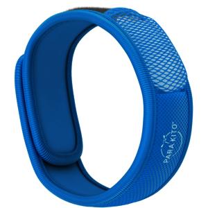 Insektenschutz Armband Erwachsen Blau