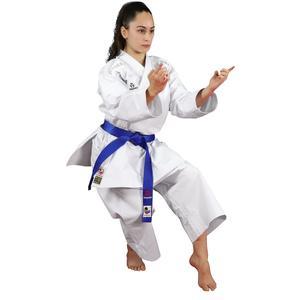"Karate-Gi ""Bunkai"" (WKF approved) - weiss, 160 cm"