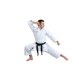 "Karate-Gi ""Katamori"" (WKF approved) - weiss, Gr. 150 cm"