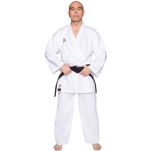 """Karate Gi """"Air Deluxe"""" 160cm mit weißen Schulterstick"""