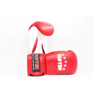 "Boxhandschuhe ""NK II"" - 10 oz, rot"