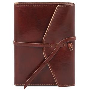 Tagebuch / Notizbuch aus Leder