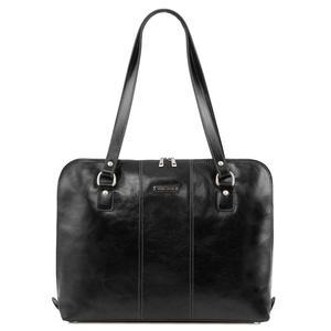Ravenna - Damen Business Tasche aus Leder