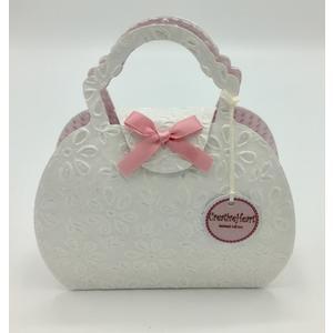 Explosionsbox als Handtasche für Geld- Gutschein- Schmuck- Geschenk, zur Hochzeit, Hochzeitstag, Verlobung, Jahrestag, Liebeserklärung