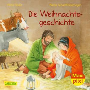 Maxi Pixi 326: Die Weihnachtsgeschichte
