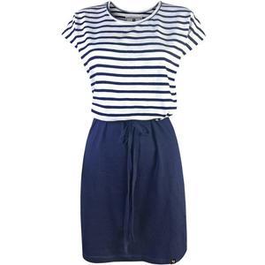 """Kleid aus Biobaumwolle in Blau """"Chelsea"""" M"""