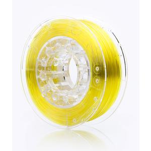Print-Me PET-G Yellow Glass 1,75mm 250g