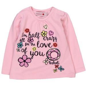 T-Shirt gestrickt elastisch für baby mädchen