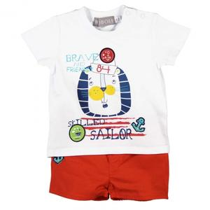 Set Boboli Sailor Größe 80