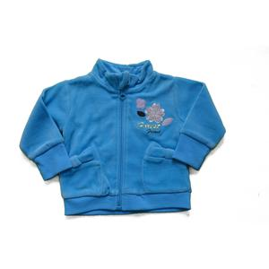 Babyset blau Jacke, Hose, Shirt Größe 68