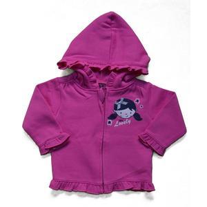 Babyset Jacke, Hose, Shirt pink Größe 62