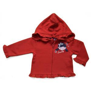 Babyset Jacke, Hose, Shirt rot Größe 62