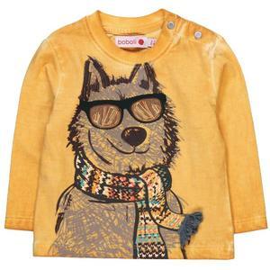 T-Shirt glatt gestrickt für baby junge - Variante