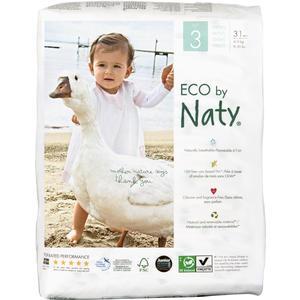 Windel Größe 3 (4 - 9 kg) 31 Stück Naty