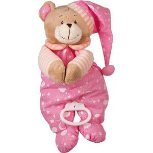 Spieluhr Schlafbärli Rosa