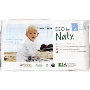 Windel Größe 2 (3 - 6 kg) ECO by Naty