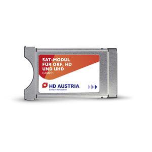 HD Austria CI+ Modul CAM701 inkl. Micro-SAT-Karte (Cardless)