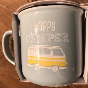 Lieblingsbecher »Happy Camper«