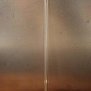 Glasstrohhalm 25cm klar gerade