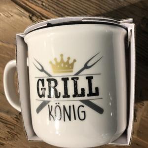 Lieblingsbecher »Grill König«