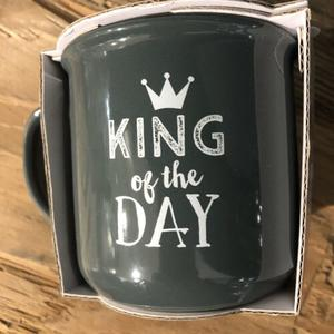 Lieblingsbecher »King of the Day«