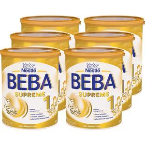Nestlé BEBA SUPREME 1 (6 x 800g)