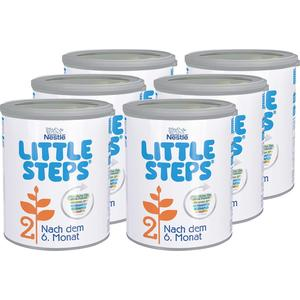 Nestlé LITTLE STEPS 2 (6 x 800g)