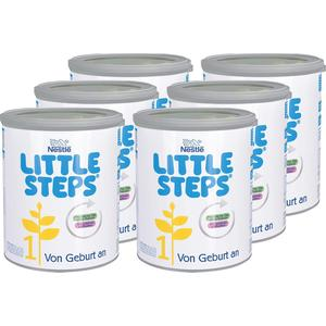 NESTLÉ LITTLE STEPS 1 (6 x 800g)