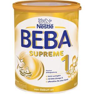 Nestlé BEBA SUPREME 1 (1 x 800g)
