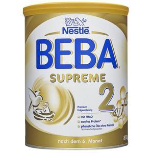 Nestlé BEBA SUPREME 2 (1 x 800g)