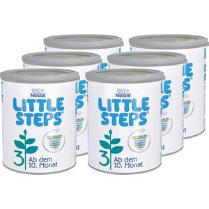 Nestlé LITTLE STEPS 3 Folgemilch (6 x 800g)