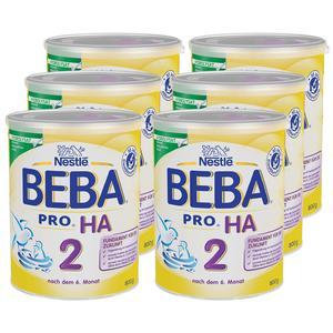 Nestlé BEBA PRO HA 2 (6 x 800g)