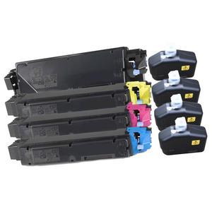 Set 4 Toner kompatibel für Kyocera TK5280 TK-5280 ECOSYS M6235CIDN M6635CIDN P6235CDN