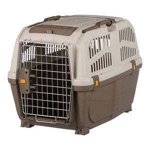 Trixie Transportbox Skudo S - M, geeignet für Katzen bis 30kg