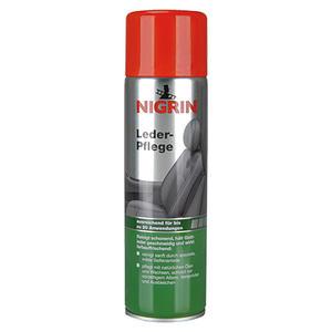 Nigrin Lederpflege 400 ml, Geeignet für: Glattleder