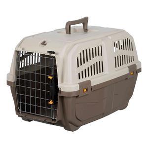 Trixie Transportbox Skudo XS - S, geeignet für Katzen bis 18kg