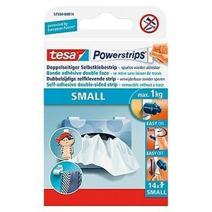 Tesa Powerstrips Selbstklebestrip Small, 14 Stk.