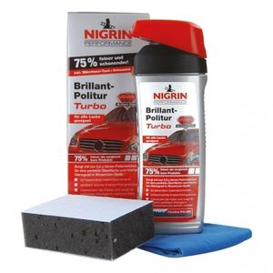 Nigrin Performance Politur-Set Turbo 500ml