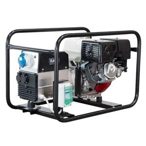 Elmag Stromerzeuger SEB 7000W mit HONDA-Motor GX390 inkl. thermisch-magnetischem Schutzschalter 53109