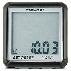 Fischer Fahrradcomputer Trend 13 Funktionen, Kabelgebunden, Geeignet für: Alle Fahrradgrößen