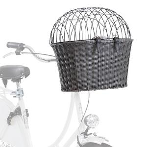 Trixie Front-Fahrradkorb für Hunde bis 5 kg