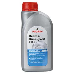 Nigrin Bremsflüssigkeit DOT 4 500 ml