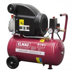 Elmag Kompressor EUROAIR 220/8/24 W 100006