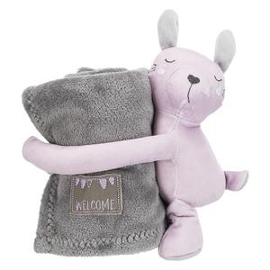 Trixie Junior Kuschel-Set Hase für Welpen