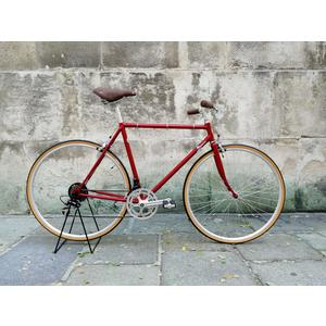 """Glanzrad Mod. """"Race 1970"""" - Rosso - Special Edition"""