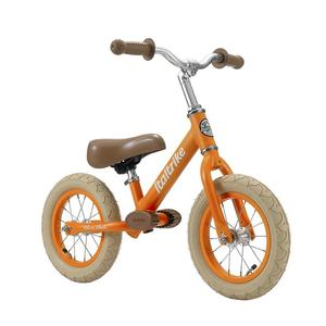 Italtrike Laufrad Kinder Retro-Stil Orange