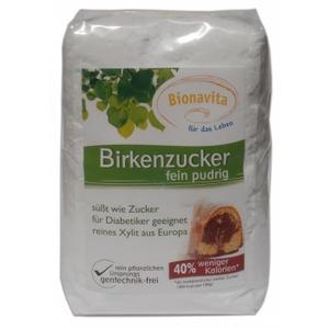 Birken Staubzucker (Xylit) 600g