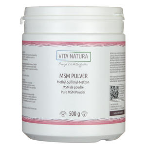 MSM Pulver (Methylsulfonylmethan)   1000g