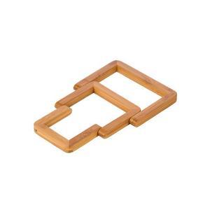 Untersetzer Holz Variabel